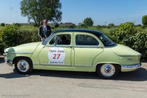 Tour de Bretagne 2018 - Panhard PL17
