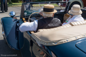 Tour de Bretagne 2018 - Citroën Traction cabriolet