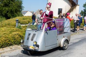 Tour de Bretagne 2018 - Ambiance festive