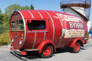Tour de Bretagne 2018 - Camion Renault Byrrh Tour de France