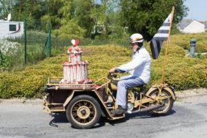 Tour de Bretagne 2018 - Triporteur