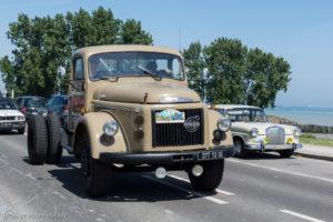 Tour de Bretagne 2018 - Camion Volvo