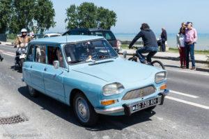 Tour de Bretagne 2018 - Citroën Ami 8