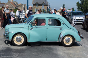 Tour de Bretagne 2018 - Renault 4CV