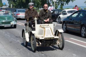 Tour de Bretagne 2018 - Peugeot 37 Phaetonnet 1902