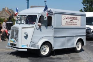 Tour de Bretagne 2018 - Citroën type H