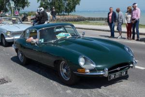 Tour de Bretagne 2018 - Jaguar Type E