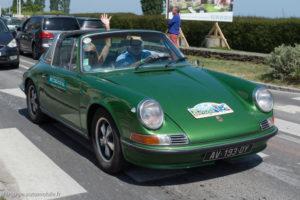Tour de Bretagne 2018 - Porsche 911 Targa