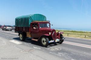 Tour de Bretagne 2018 - Camion Citroën