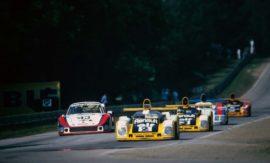 Renault Alpine et Porsche - 24 Heures du Mans 1978
