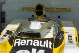Renault Alpine A 442B - 1ère des 24 Heures du Mans 1978