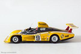 Solido réf. 87 - Renault Alpine A 442 - 24 Heures du Mans 1977