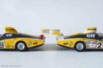 Solido réf. 87 - Renault Alpine A 442 - 24 Heures du Mans 1977 et 1978