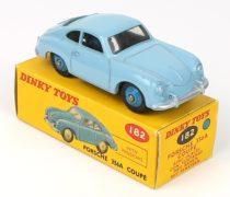 Porsche 356A - Dinky Toys réf. 182