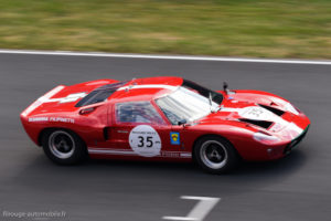 Le Mans Classic 2018 - FORD GT40 MKII 1966