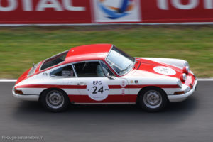 Le Mans Classic 2018 - PORSCHE 911 2,0L 1965