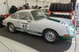 Le Mans Classic 2018 - PORSCHE 911 Carrera GTS 1964