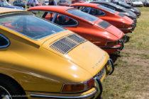 Le Mans Classic - les Porsche 911 Classic