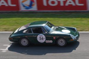 Le Mans Classic 2018 - PORSCHE 911 2,0L 1966