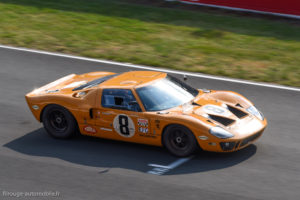 Le Mans Classic 2018 - FORD GT40 MK1 1965 9