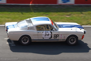 Le Mans Classic 2018 - Ford Mustang Shelby2