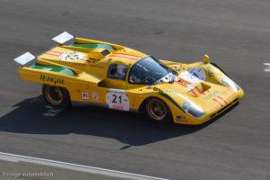Le Mans Classic 2018 - FERRARI 512 M 1970