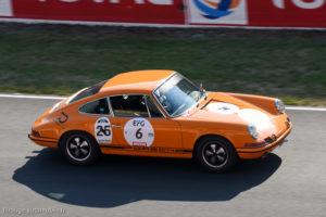 Le Mans Classic 2018 - PORSCHE 911 2,2L S 1970