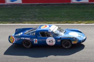 Le Mans Classic 2018 - ALPINE RENAULT A 210 1967