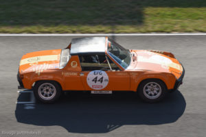 Le Mans Classic 2018 - PORSCHE 914/6 GT 1970