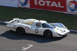 Le Mans Classic 2018 - PORSCHE 917