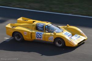 Le Mans Classic 2018 - CHEVRON B16 FVC 1970