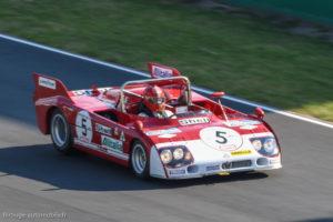Le Mans Classic 2018 - ALFA ROMEO 33 TT-3 1971