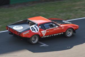 Le Mans Classic 2018 - DE TOMASO Pantera Gr. IV 1972