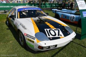 Le Mans Classic 2018 - Porsche 928 Le Mans