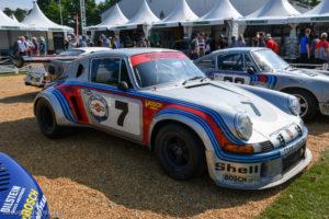 Le Mans Classic 2018 - Porsche 911 Turbo 1974