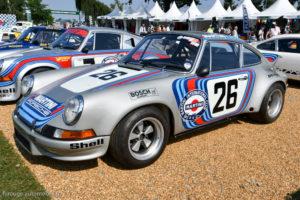 Le Mans Classic 2018 - Porsche 911 Carrera 1973