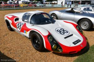 Le Mans Classic 2018 - Porsche 906