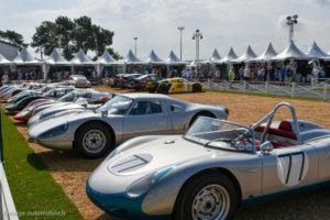 Le Mans Classic 2018 - Exposition Porsche