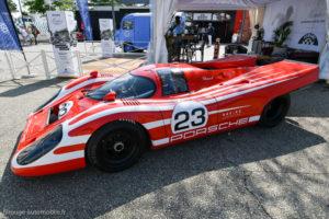 Le Mans Classic 2018 - Porsche 917 de 1970