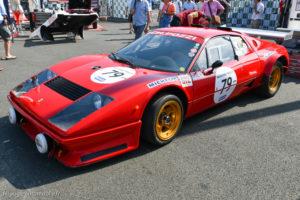 Le Mans Classic 2018 - FERRARI 512 1975