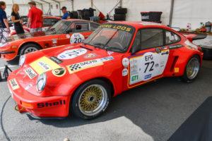 Le Mans Classic 2018 - PORSCHE 911 Carrera RSR 3,0L 1974