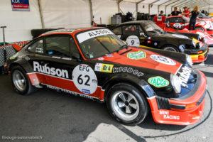Le Mans Classic 2018 - PORSCHE 911 SC Gr.IV 1980