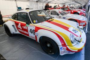 Le Mans Classic 2018 - PORSCHE 911 Carrera RSR 3,0L 1975