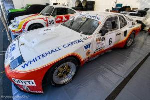 Le Mans Classic 2018 - PORSCHE 924 GTR 1981