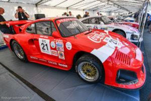 Le Mans Classic 2018 - PORSCHE 935 K3 1980