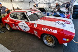 Le Mans Classic 2018 - FORD Capri 2600 RS 1972
