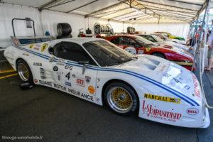 Le Mans Classic 2018 - FERRARI 512 BB LM 1979