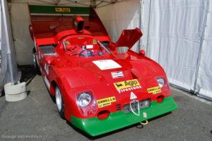 Le Mans Classic 2018 - ALFA ROMEO 33 TT12 1974