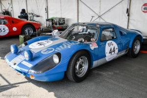 Le Mans Classic 2018 - PORSCHE 904 Carrera GTS 1964