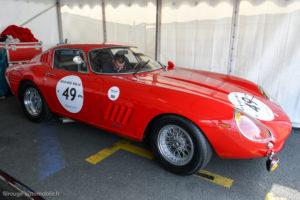 Le Mans Classic 2018 - FERRARI 275 GTB/4 1966